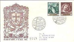 MATASELLOS 1962 STA CRUZ DE TENERIFE - 1931-Heute: 2. Rep. - ... Juan Carlos I