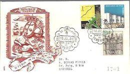 MATASELLOS 1965 STA CRUZ DE TENERIFE - 1931-Heute: 2. Rep. - ... Juan Carlos I