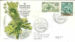 MATASELLOS 1964 STA CRUZ DE TENERIFE - 1931-Heute: 2. Rep. - ... Juan Carlos I