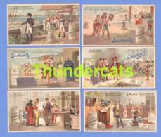 SERIE 153 COMPLETE DE 12 CHROMO CHOCOLAT SUCHARD - Suchard