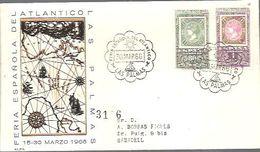 MATASELLOS 1966 LAS PALMAS - 1931-Heute: 2. Rep. - ... Juan Carlos I