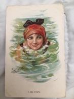 Illustrateur Arthur Wimbley, A Sea Nymph - Other Illustrators