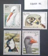 België 1972 Solidariteit - Vogels Van Het Natuurgebied - Unused Stamps