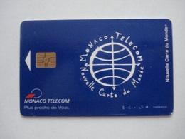 Carte Prépayée Monaco  ( Utilisée ). - Prepaid Cards: Other