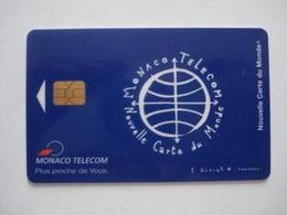 Carte Prépayée Monaco  ( Utilisée ) , Pas La Même Puce. - Prepaid Cards: Other