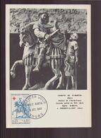 """France, Carte Maximum Du 3 Décembre 1960 à Tours """" Saint Martin """" - 1960-69"""
