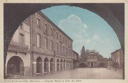 SAINT-SULPICE-sur-LEZE (Haute-Garonne): Nouvelle Mairie Et Salle Des Fêtes - France