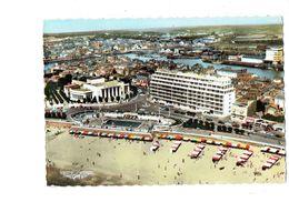 Cpm - 85 - Les Sables D'Olonne - Piscine Hôtel Miramar Casino - Artaud 4 - 1966 - Sables D'Olonne