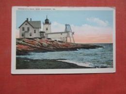 Hendrick's Head Light  House  West Southport Maine       Ref 4259 - Etats-Unis