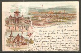 Carte De 1896 / 1900 ( Genève / Exposition Nationale Suisse ) - GE Genève