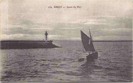 29 - BREST - Sortie Du Port - Brest