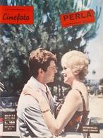Rivista Cinefoto - Fotoromanzi  - Perla, La Moglie Bella - N. 9 - 1962 - Libri, Riviste, Fumetti