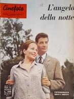 Rivista Cinefoto - Fotoromanzi - L'angelo Della Notte - N. 5 - 1962 - Libri, Riviste, Fumetti