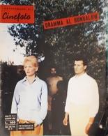 Rivista Cinefoto - Fotoromanzi - Dramma Al Bungalow - N. 6 - 1962 - Libri, Riviste, Fumetti