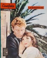 Rivista Cinefoto - Fotoromanzi - La Straniera - N. 4 - 1963 - Libri, Riviste, Fumetti