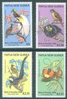 PAPUA NEW GUINEA -  MNH/*** LUXE - 2008 - BIRDS OF PARADISE - Yv 1239-1242 -  Lot 21915 - Papua-Neuguinea