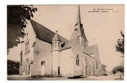 Cellettes L'église - Francia