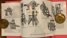 Buff & Berger 1897 Surveying Engineering Instrument Using Catalog Reproduction Catalogue Topographique Théodolite ..... - Scienze Della Terra