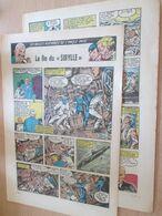 SPI720 LES PLUS BELLES HISTOIRES DE L' ONCLE PAUL Récit Cplet 2/3 Feuilles SOUS-MARIN SYBILLE - Livres, BD, Revues