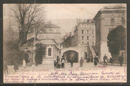 Carte De 1900 ( Passage De Saint-Leger ) - GE Genève