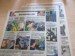 SPI720 LES PLUS BELLES HISTOIRES DE L' ONCLE PAUL Récit Cplet 2/3 Feuilles ROCKEFELLER - Livres, BD, Revues