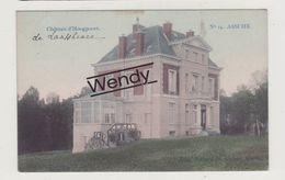 Asse (château D'Hoogpoort N° 14 Color) Uitg.Marcovici 1913 - Asse