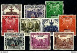 ESPAÑA **620M/29M Nuevo Sin Charnela. Cat.150 € - 1889-1931 Königreich: Alphonse XIII.