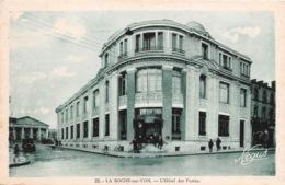 LA ROCHE SUR YON L Hotel Des Postes  (SCAN RECTO VERSO)MA0022 - La Roche Sur Yon