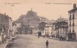 LE PUY EN VELAY Le Bd George Sand - Le Puy En Velay