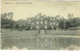 Bormenville , Sanatorium - Havelange