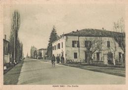 Emilia Romagna - Parma - Ponte Taro  - Via Emilia  - F. Grande - Viagg - Anni 40 - Molto Bella - Autres Villes