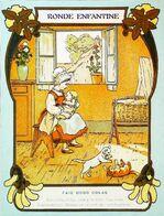 Comptine  Fais Dodo Colas Mon Petit Frère  Illustration  Allaitement - Vertellingen, Fabels & Legenden