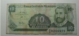 1991 - Nicaragua - 10 CENTAVOS - A/C 8205495 - Nicaragua