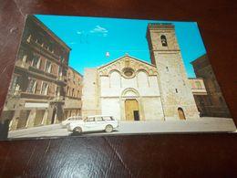 B689  Iglesias Cattedrale Vecchia Auto Viaggiata - Iglesias