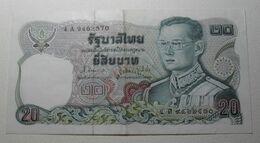 1978/81 - Thailande - Thailand - 20 BATH, Rama IX,  4 A 9462570 - Thaïlande
