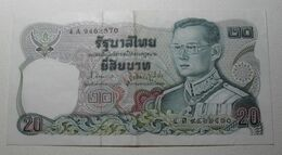 1978/81 - Thailande - Thailand - 20 BATH, Rama IX,  4 A 9462570 - Tailandia