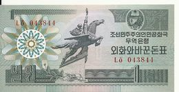 COREE DU NORD 1 WON 1988 UNC P 27 - Korea, Noord