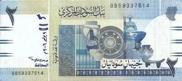 SOUDAN 2 POUNDS 2006 UNC P 65 - Soedan