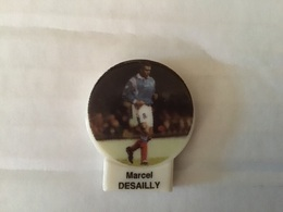 Fève F.F.F LES ROI DU MONDIAL Coupe Du Monde Football 1998 MARCEL DESAILLY Footballeur - Sport