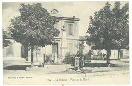 LA BEDOULE - Place De La Mairie  (2335 ASO) - Otros Municipios
