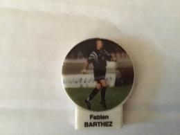 Fève F.F.F LES ROI DU MONDIAL Coupe Du Monde Football 1998 FABIEN BARTHEZ Footballeur - Sport
