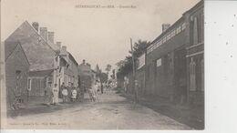 80 BETHENCOURT SUR MER  -  Grande-Rue  - - Frankreich