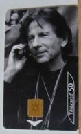 FR262 - FRANCIA 50 UNITA - TELEPHONE ET CINEMA - LE NEUVIEME PORTE   - SCADENZA 03/00  N° B02455047 - 2000