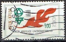NORWAY  # FROM 1980  STAMPWORLD 825 - Norwegen