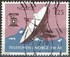 NORWAY  # FROM 1980  STAMPWORLD 831 - Norwegen