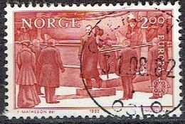 NORWAY  # FROM 1982  STAMPWORLD 881 - Norwegen