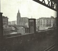 ESPAÑA - BILBAO, Vistas #1/8 - Fotografía 8x7cm - Archivo Théodore LHUILLIER - 1907 - Vizcaya (Bilbao)