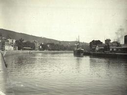 ESPAÑA - BILBAO, Vistas #5/8 - Fotografía 11x8cm - Archivo Théodore LHUILLIER - 1907 - Vizcaya (Bilbao)