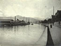 ESPAÑA - BILBAO, Vistas #6/8 - Fotografía 11x8cm - Archivo Théodore LHUILLIER - 1907 - Vizcaya (Bilbao)