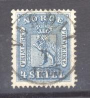 Norvège  :  Yv   8  (o)        ,   N2 - Norwegen